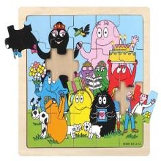 木製パズル「おばけのバーバパパ」 - コピー